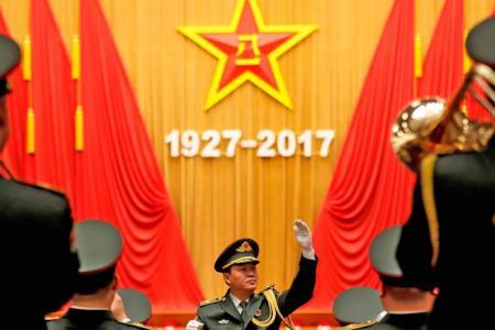 Xi warns that China will protect its sovereignty