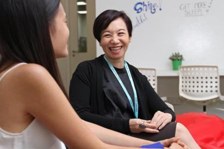 Career guidance session helped me focus on bigger picture