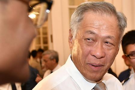 Terrorism 'endemic' in region: Defence Minister