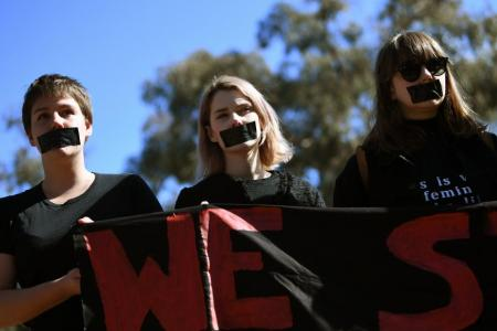 More than half of students in Australian universities sexually harassed: Study