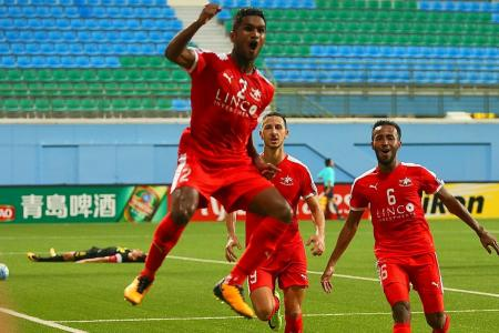 Hariss gives Home advantage in AFC Cup Asean final