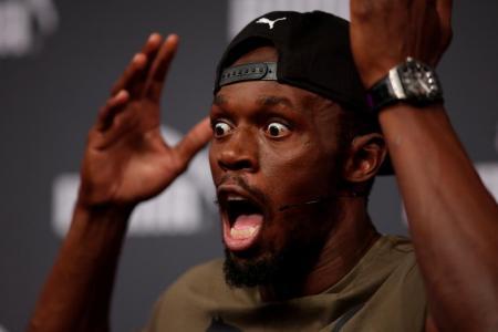 'Underdog' Bolt ready to prove himself
