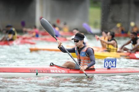 Para-athlete awarded $1.23m in damages for 2011 AYE accident
