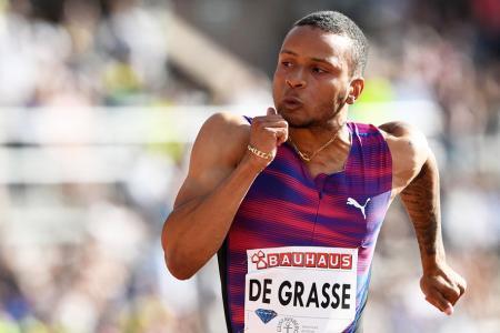Injured de Grasse pulls out of Worlds