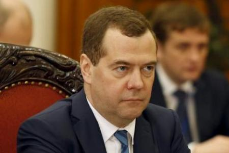 Sanctions show Trump's total weakness: Russia PM