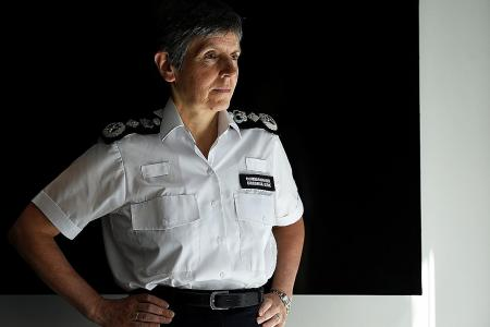 Top woman cop in Vogue Grammys for China, but only if it behaves Yo ho ho, it's a pirate's life for him
