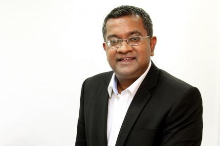 Mr Eugene Thuraisingam made remarks on Facebook in May that allegedly scandalised the judiciary.