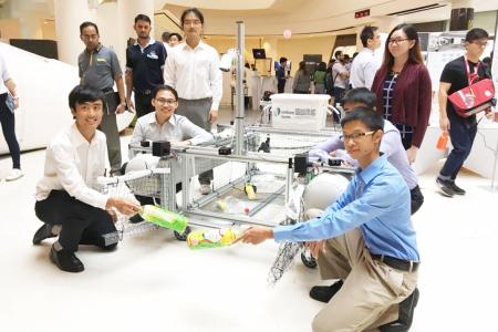 More partners join SUTD at its Capstone project showcase