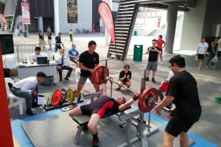 Powerlifting the sport to greater heights