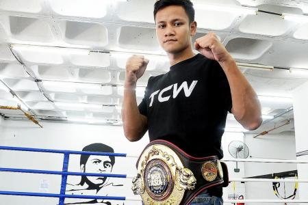 Ridhwan hopes to be richer in experience in Las Vegas