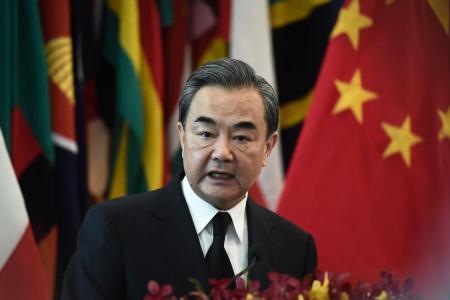 China urges dialogue on N. Korea crisis