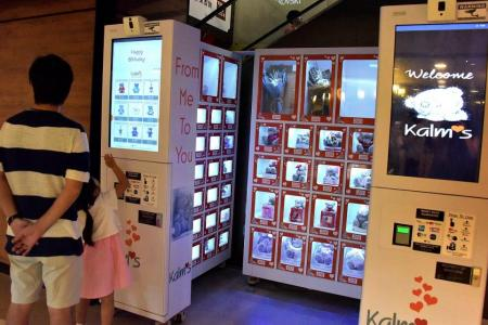 Vending is trending and buyers are spending