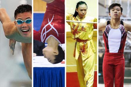 Young quartet out to do Singapore proud at SEA Games
