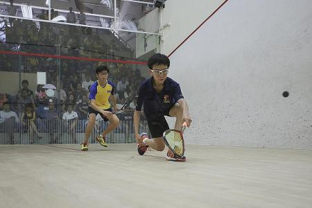 ACS(I) end seven-year squash drought