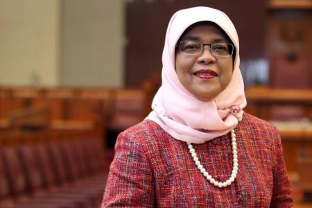 Halimah: Front runner but not a shoo-in?