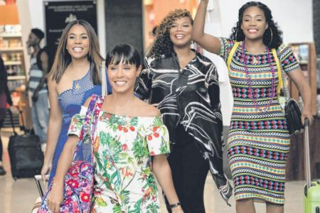 Movie Review: Girls Trip (M18)