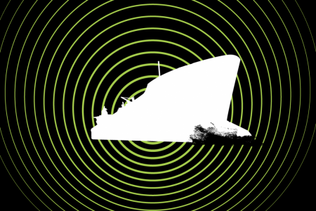 Going old school to tackle cyber attacks on ship navigation