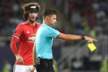Stale United can't rely on Fellaini