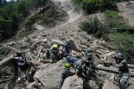 Registered Singapore travellers in quake-hit Jiuzhaigou safe: MFA