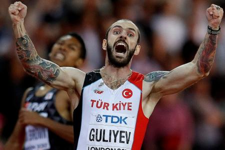 Guliyev: This win is not a shock