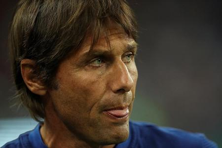 Conte ready to defend title with 'thin' squad