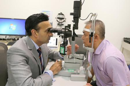 New laser eye surgery to be rolled out at more hospitals