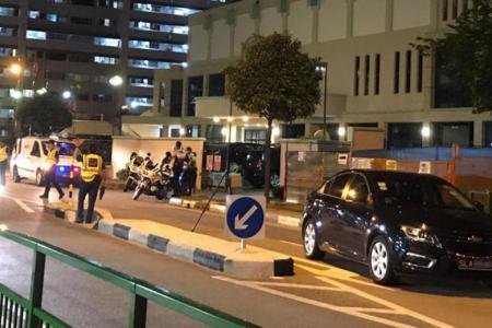 Elderly man injured in Tampines accident dies in hospital