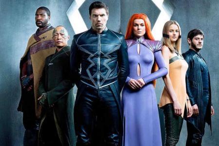 Marvel fires back at Inhumans critics