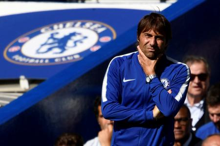 Conte: More difficult to retain title in England than in Italy