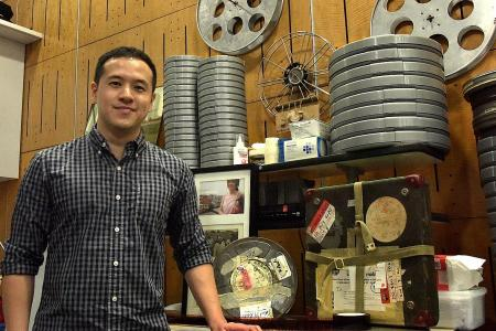 Preserving heritage one film at a time