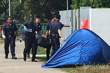 Man's body found in Geylang River