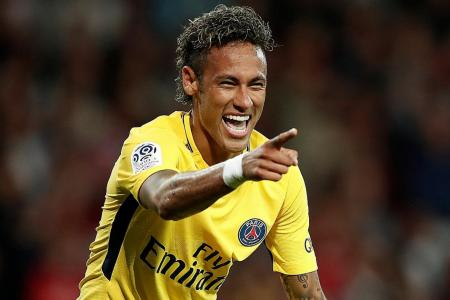 Neymar: I'm more than alive after PSG move