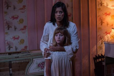 Annabelle conjures up $48m in first week's takings
