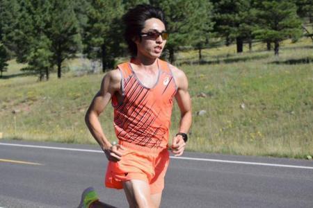 Marathoner Soh gets warning letter from SNOC for breach of regulations