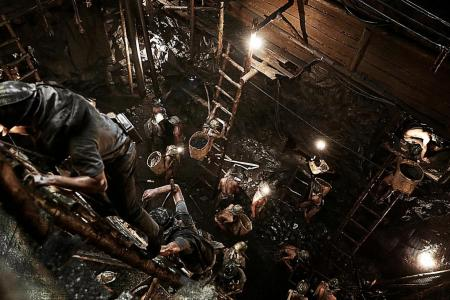 The Battleship Island took 4 years to research, shoot