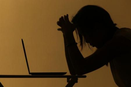 A third of Singaporeans are unhappy at work