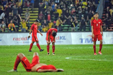 It's all but over for Young Lions