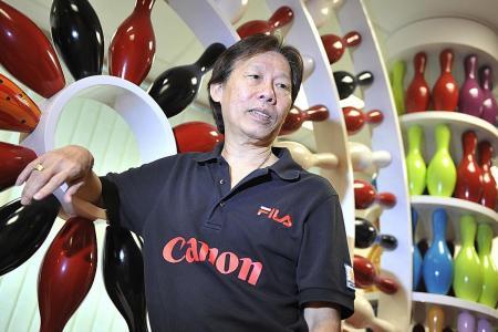Bowling icon Tan dies