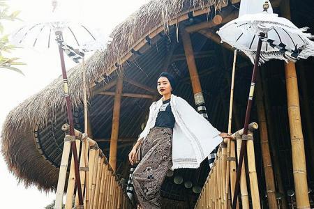 Bali, Penang among Yuna's top travel destinations