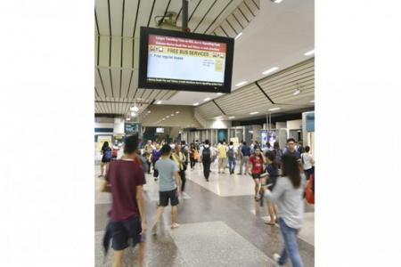 Signalling fault delays North-South Line for two hours