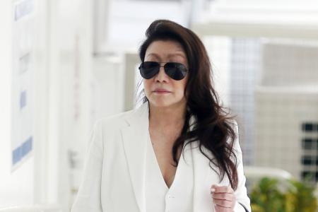 Female Ferrari driver, 72, guilty of assaulting male motorist