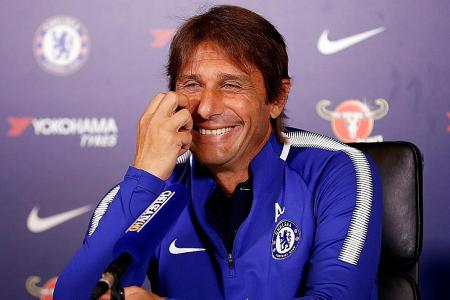Conte: Costa is a thing of the past