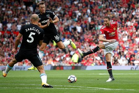 Matic capture is 'a win' for United