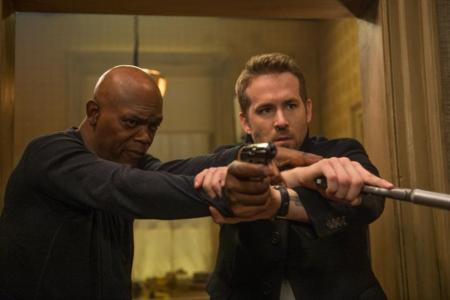 Ryan Reynolds: Making The Hitman's Bodyguard with Samuel L. Jackson was a blast