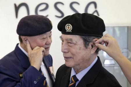 Helping SAF veterans with hearing loss