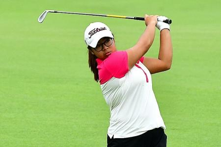 Golfer Amanda scores first pro win in China