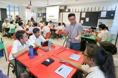 Online platform gives students access to quality learning resources