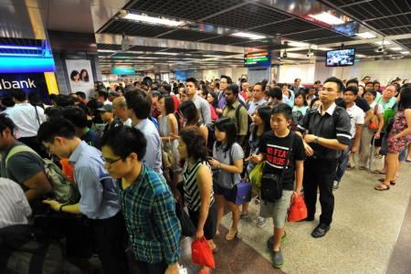 Your views: Make train rides free during disruptions