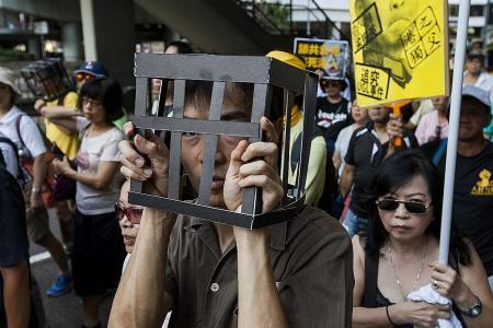 'Biggest turnout since Umbrella Movement'