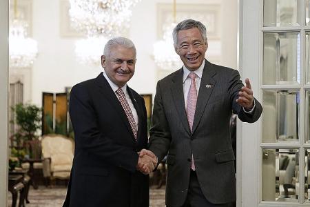 Turkey-Singapore FTA to take effect on Oct 1